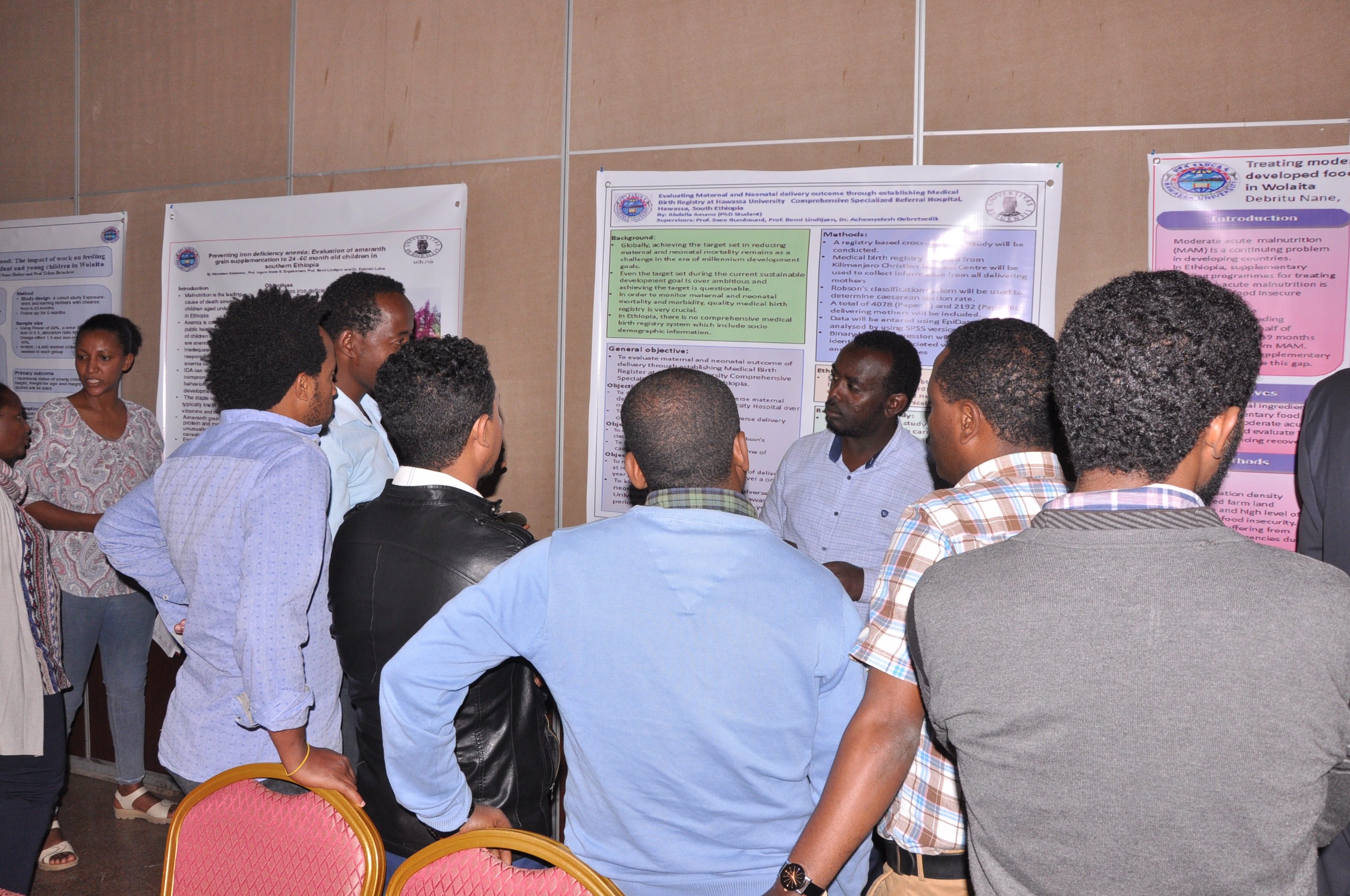 South Ethiopia Network of Universities in Public Health